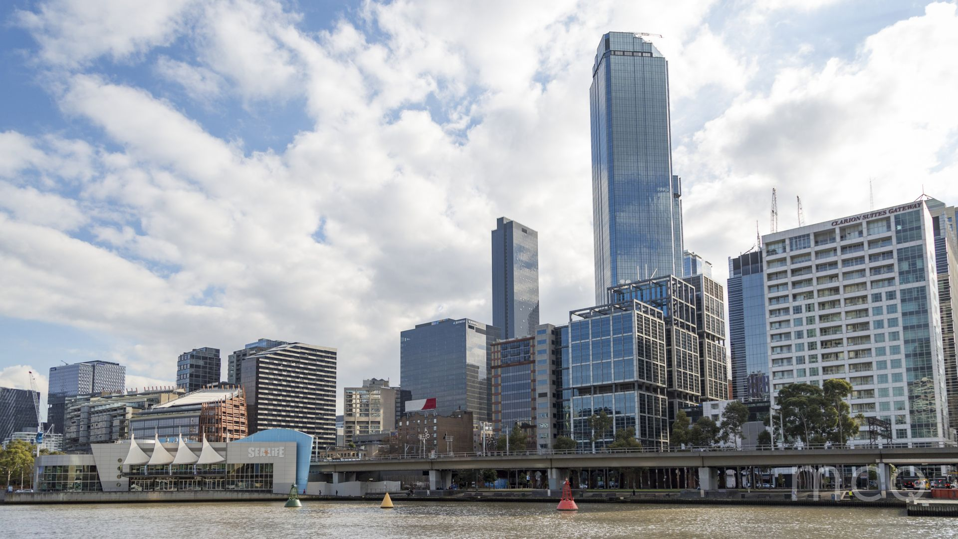 Invest in premium office space at Collins Street Tower