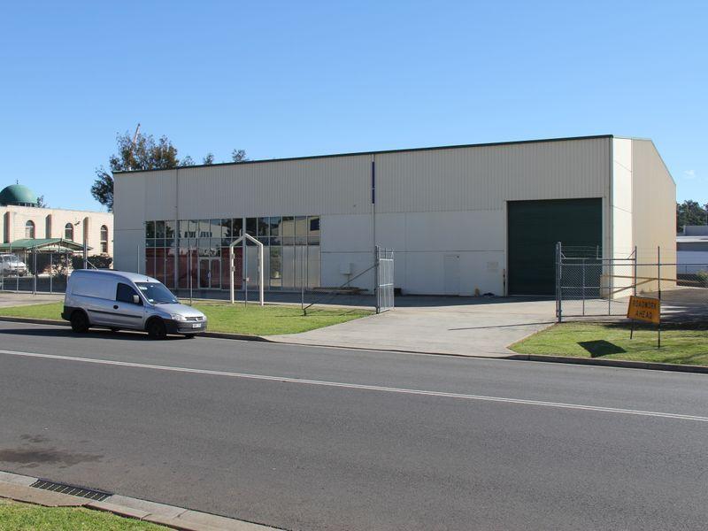 Campbelltown Freestanding Warehouse