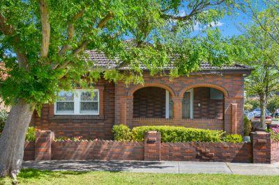 SOLD: Versatile corner block home with period interiors