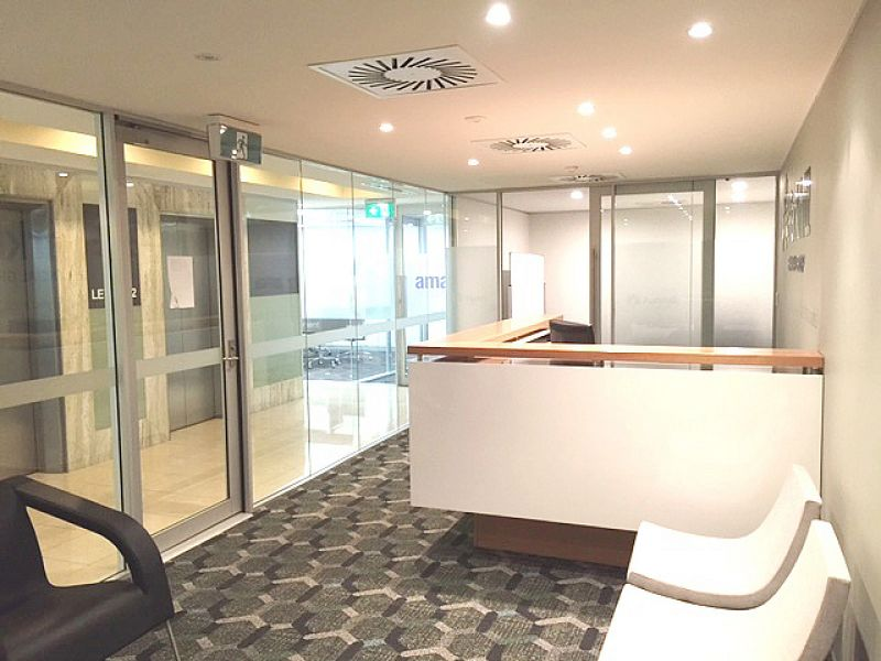 Executive Fitted Out Office