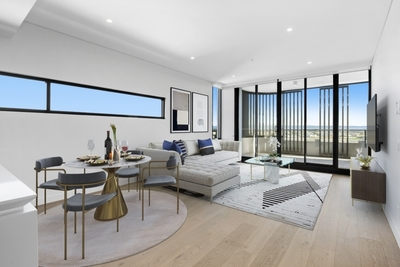 Leased after first open - Resort Style Living $700.00pw