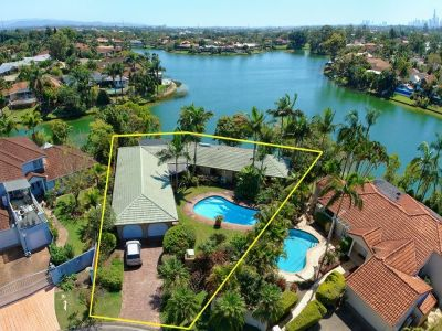 Lakefront Position on 1,217m Allotment - SOLD at Auction!