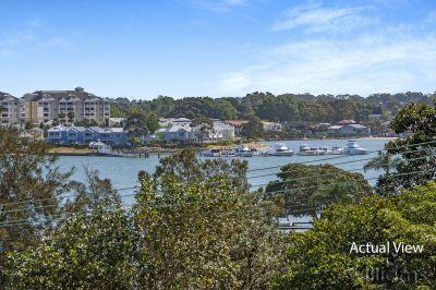 An Elegant Peninsula Sanctuary with Panoramic Views