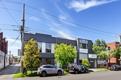 Rare South Melbourne Island Site with Development Potential