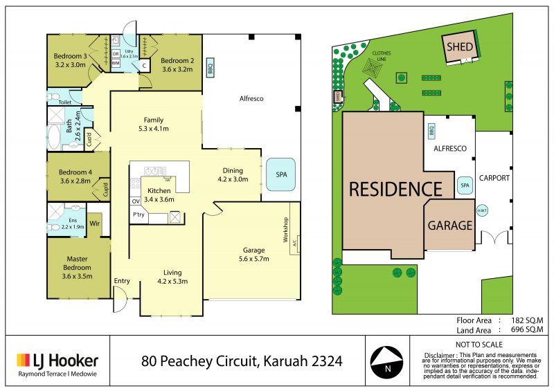 80 Peachey Circuit Karuah 2324