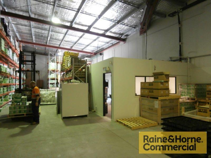 Tilt Panel Unit with Container Drop Area