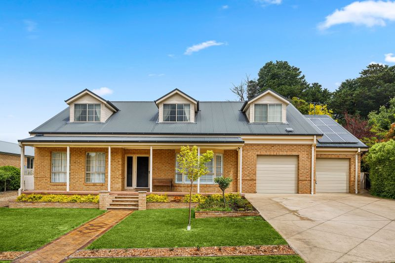 STORY BOOK HOME ON A 1,855 SQUARE METRE BLOCK