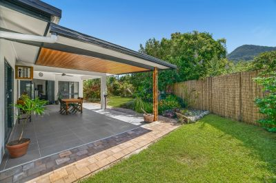 Spacious Tropical Outlook with Multiple Gate Yard Access