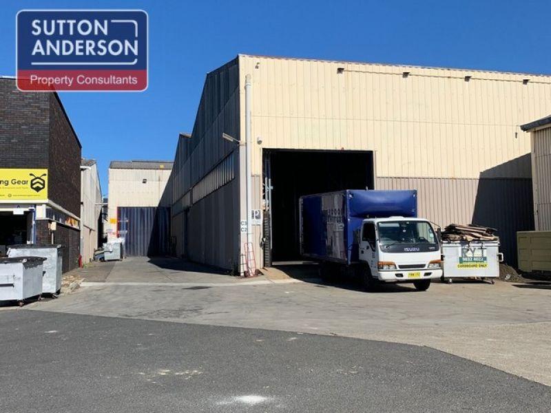 High Clearance & Clear Span Warehouse