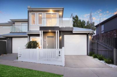 Presentation perfect home in sensational central Footscray