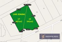 Two sites have just become one.. 1100 plus m2 LMR!!.. all the ingredients for your next property masterpiece!