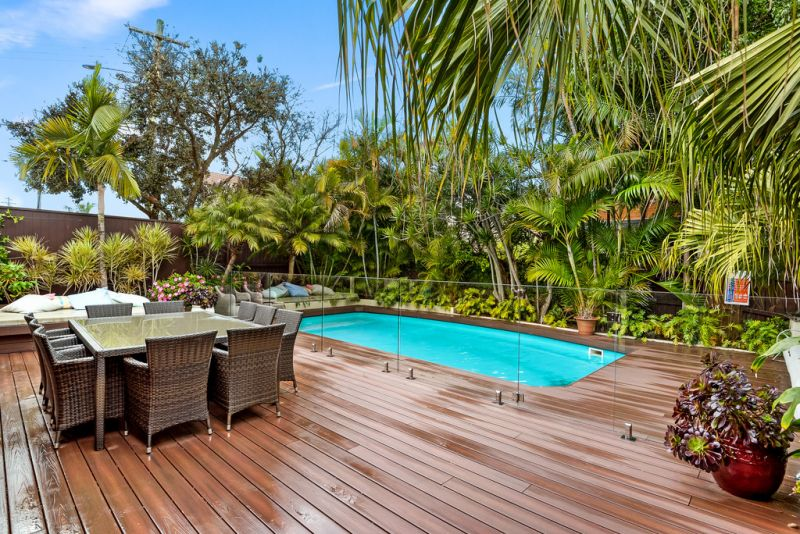 Perfect Family Home In Prized Beachside Location
