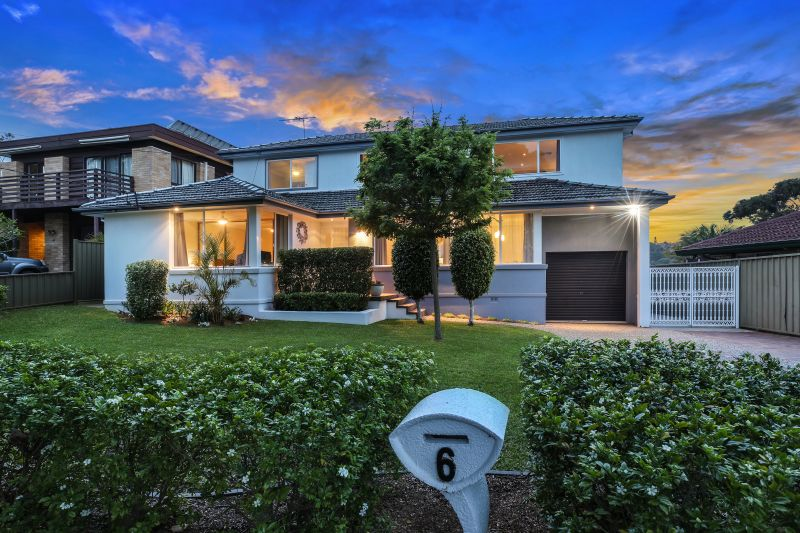 6 Old Bush Road, Yarrawarrah NSW 2233