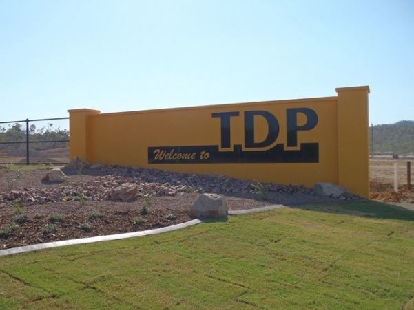 Join Townsville Distribution Precinct
