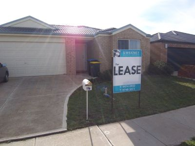 Neat and tidy 3 bedroom home in Tarneit