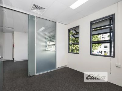 FITTED OFFICE WITH CAR PARKS, DIRECTLY OPPOSITE GASWORKS!