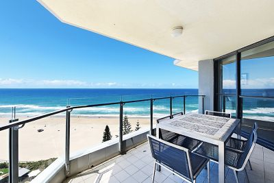Stunning Fully Furnished Beachfront Apartment!!