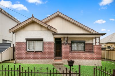 Classic Concord bungalow set on an extra wide level block