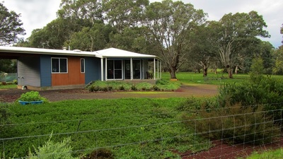 LIVE AMONG THE MAGNIFICENT RED GUM TREES. CREATING YOUR OWN RURAL LIFESTYLE, WEEKENDER AND/OR B&B