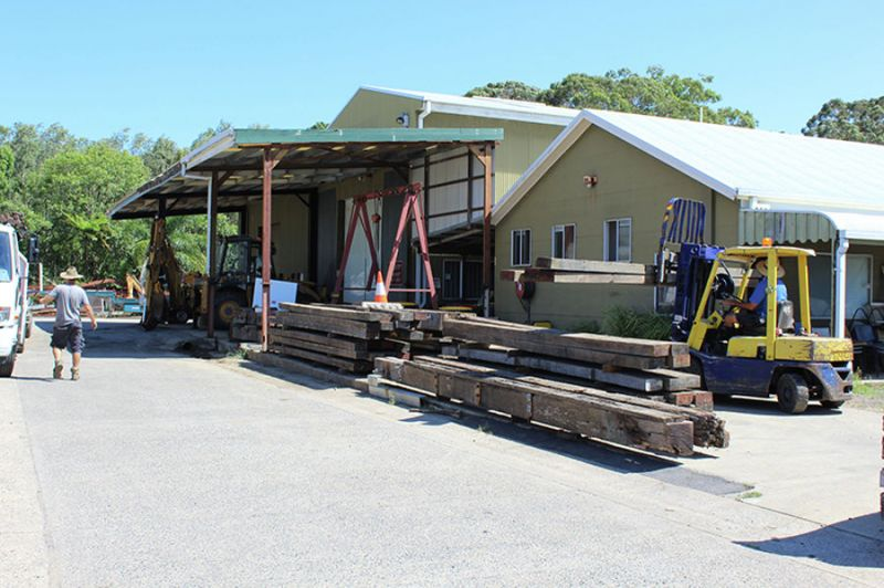 RECYCLERS, TIMBER & BUILDING PRODUCTS