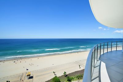 Entire Floor Beachfront Residence  Sellers Moved out and want it Sold!!!