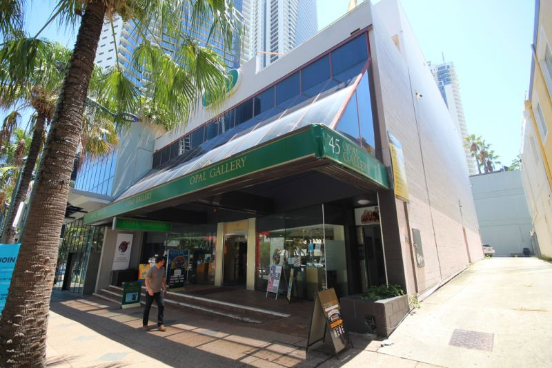 Freehold Retail Building - Cavill Avenue, Surfers Paradise