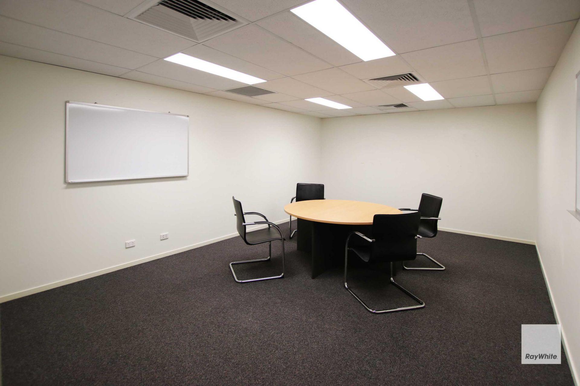 Corporate Top Floor Office + Warehouse