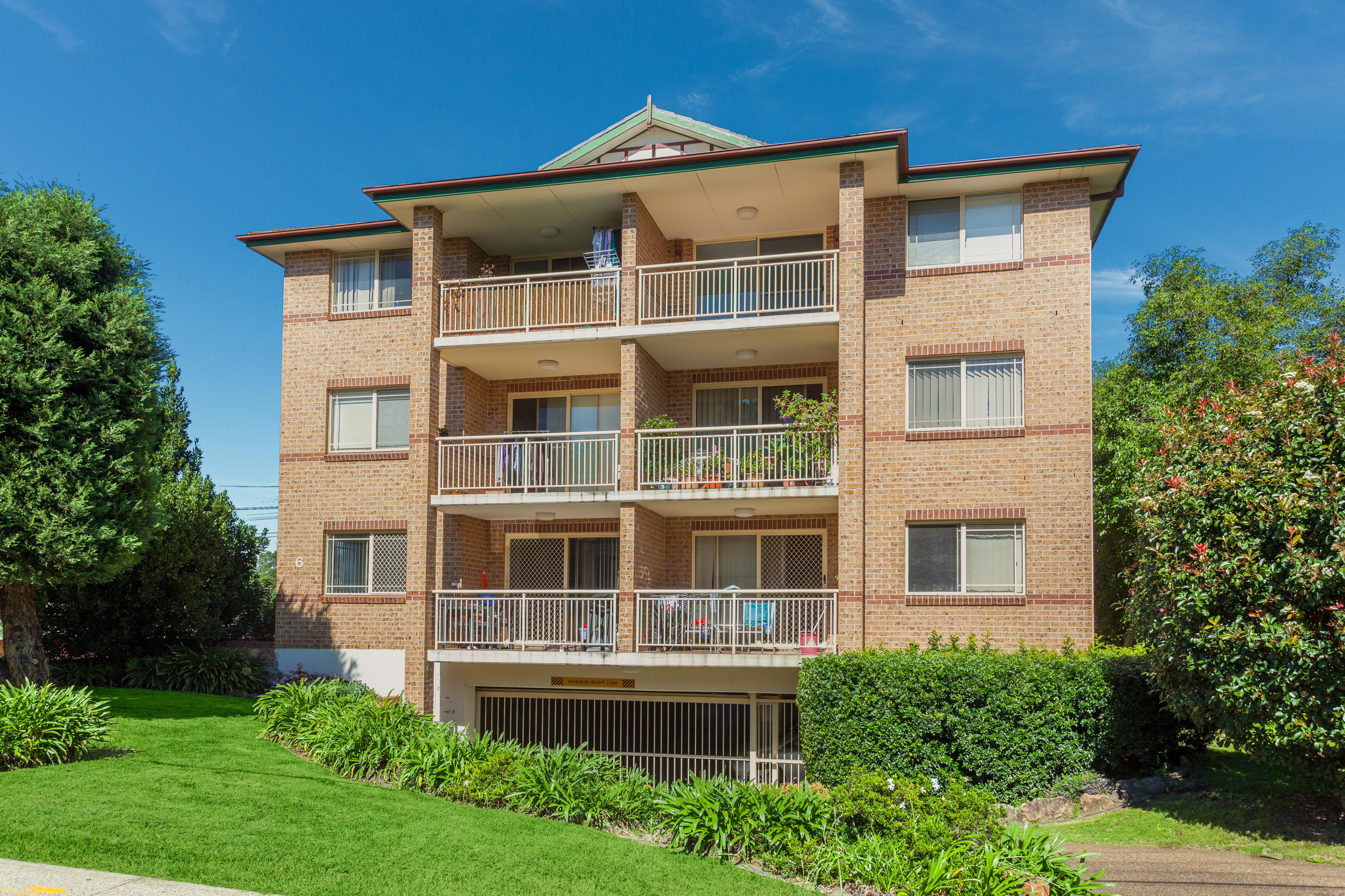 4/6a Grosvenor Street, Croydon NSW 2132