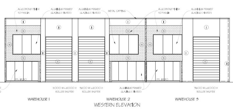 BRAND NEW WAREHOUSE/FACTORY - TO BE CONSTRUCTED IN NEW INDUSTRIAL PRECINCT