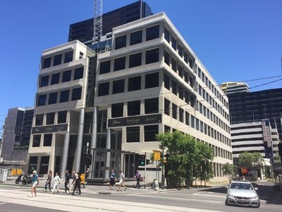 A LANDMARK COMMERCIAL OFFICE INVESTMENT