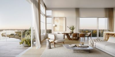 Brand New North Facing Apartment
