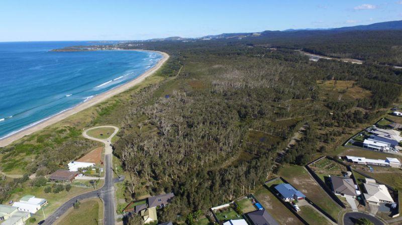 LARGE DEVELOPMENT SITE - CLOSE BEACH ACCESS