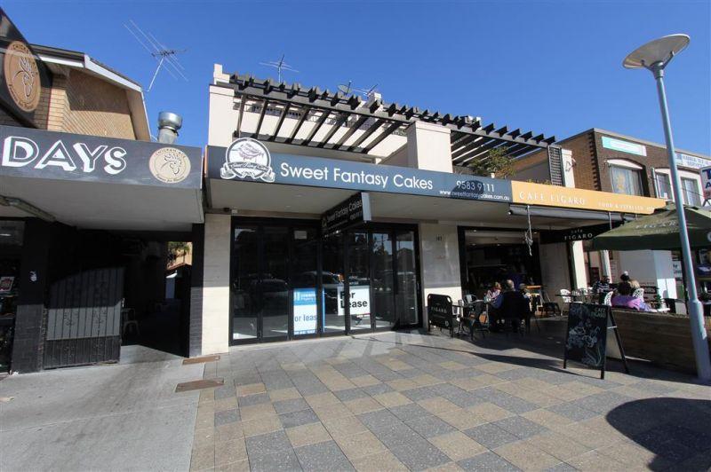 95m² Retail Shop Next Door to Thriving Café in Ramsgate