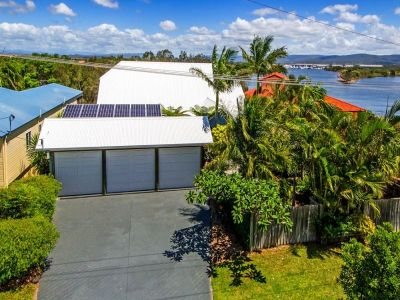 Elevated Position - Views of The Coomera River