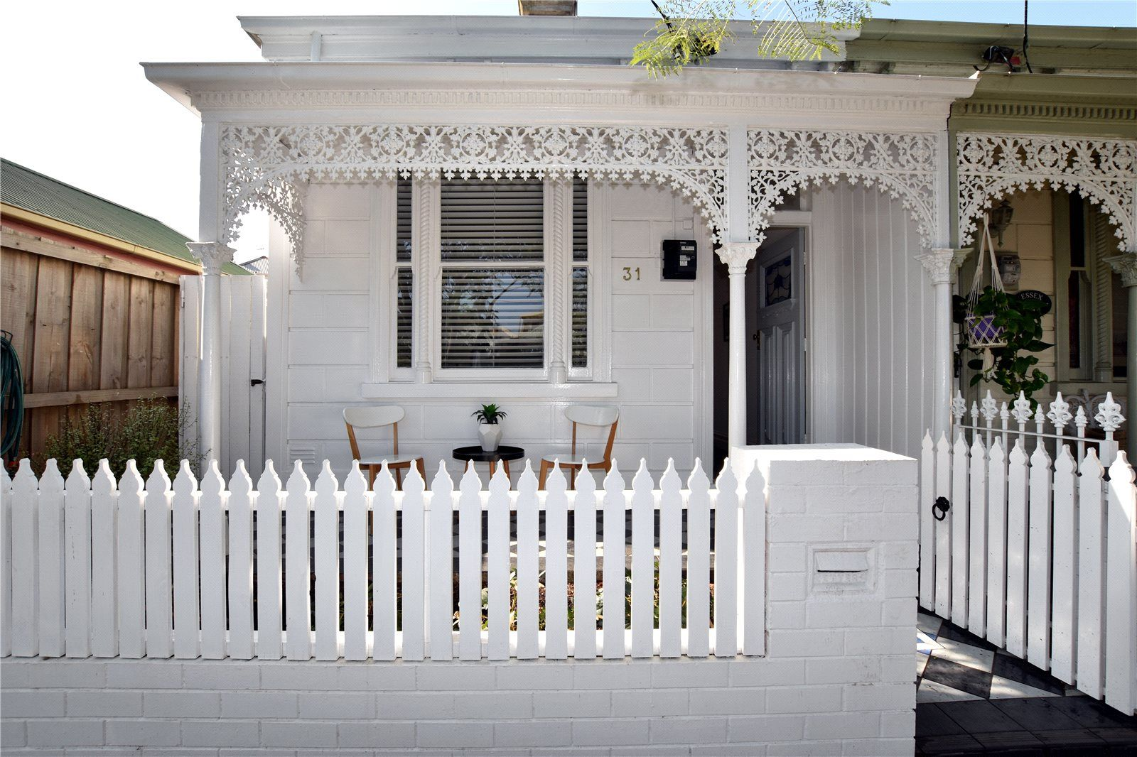 Perfectly Positioned Victorian with Period Charm!