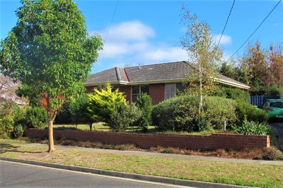 Light and Leafy 3 Bed Home