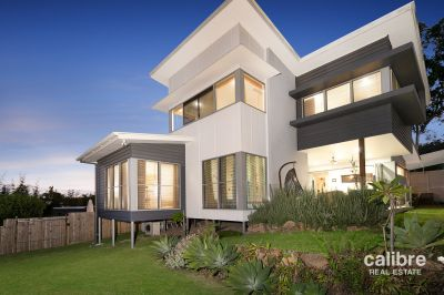 Modern Executive Home with Plenty of Appeal