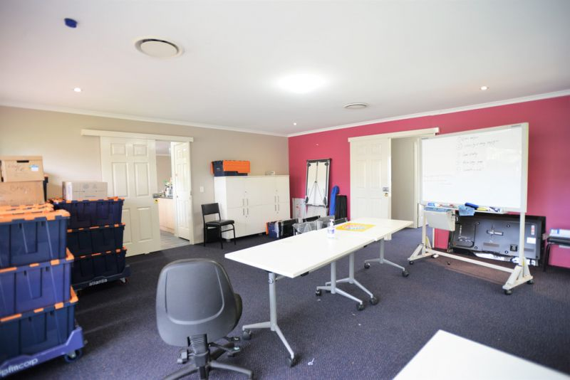 ONE LEASE TWO SEPARATE OFFICES