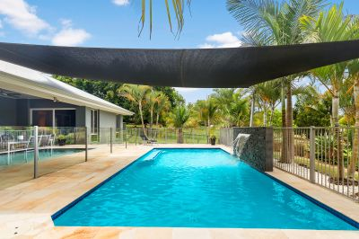 Modern Acreage Lifestyle only 10 minutes from Robina CBD