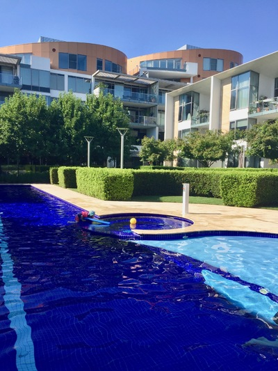 Luxury Furnished Apartment in Exclusive Complex