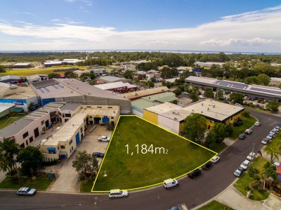 Prime Industrial Site - 1184m2 Block