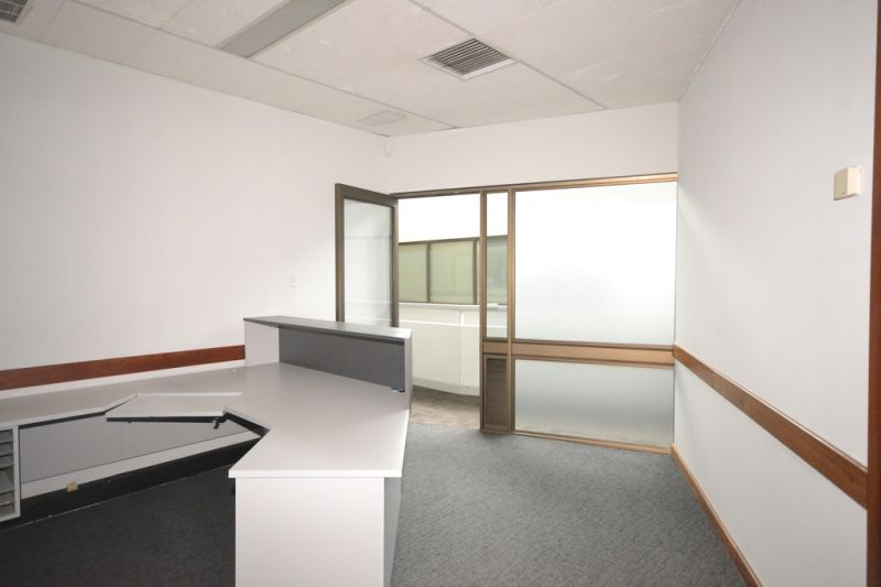 SECURE PARTITIONED OFFICE