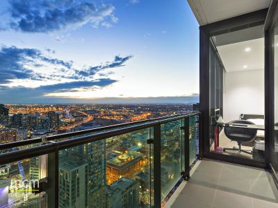 Magnificent Modern Living Inside a High Level 2 Bedroom Apartment