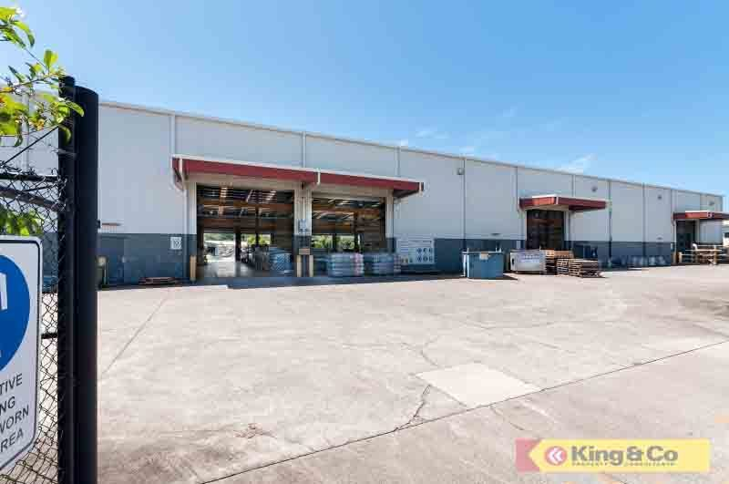 MAJOR BLUE CHIP INDUSTRIAL INVESTMENT - NEW 7 YEAR LEASE
