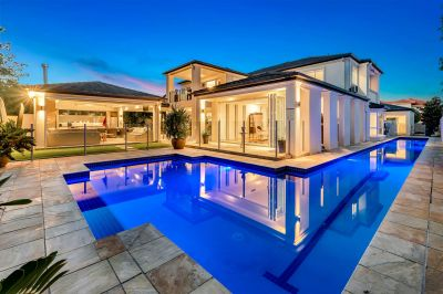 Signature Home On Southport Golf Course