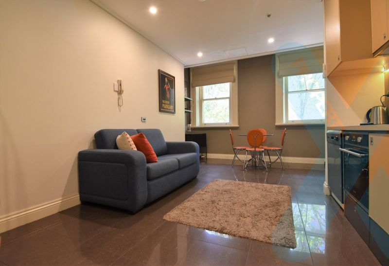 Furnished One Bedroom in the City!