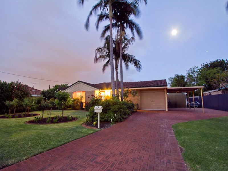4 BEDROOM 2 BATHROOM FAMILY HOME ON 1023SQM