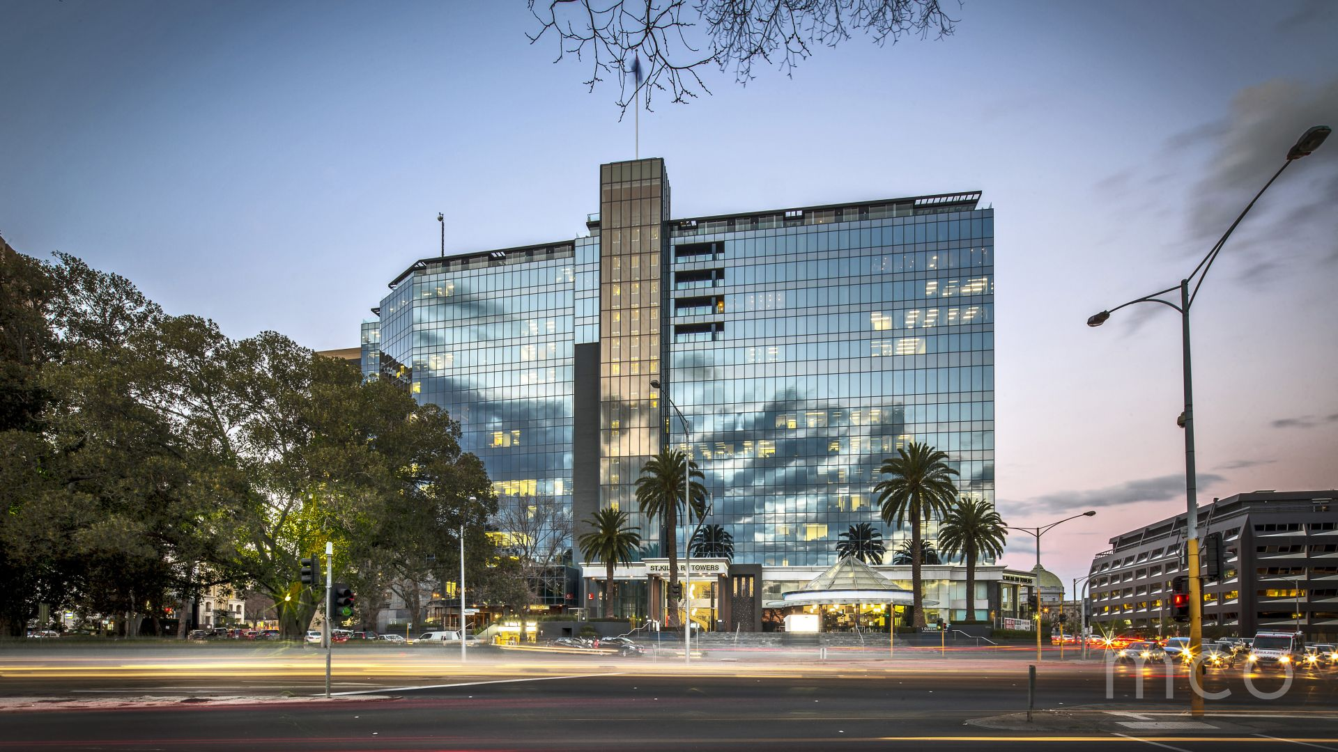 Ideal investment opportunity with an established tenant at the iconic St Kilda Rd Towers