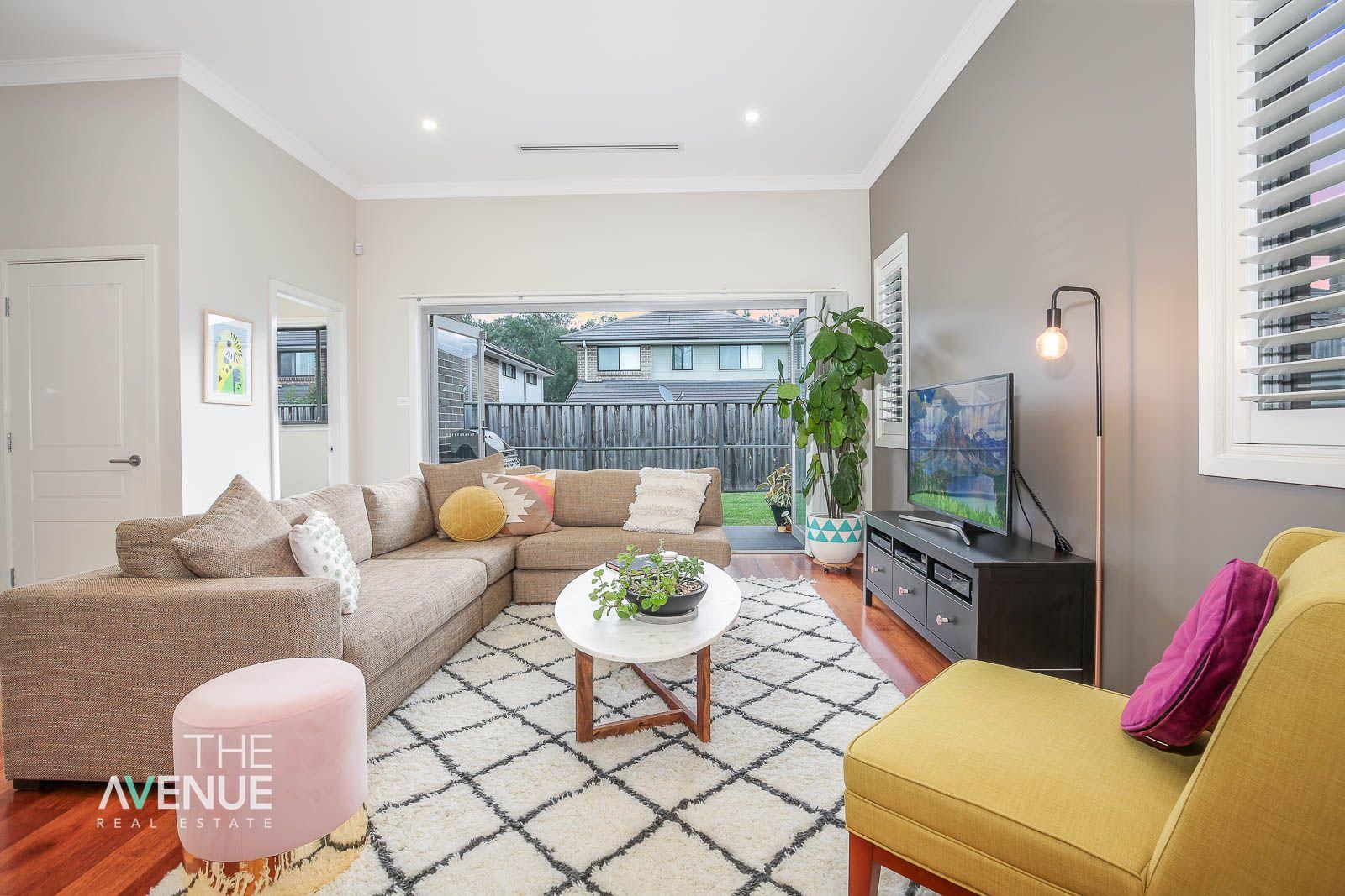 4 Arnold Avenue, Kellyville NSW 2155