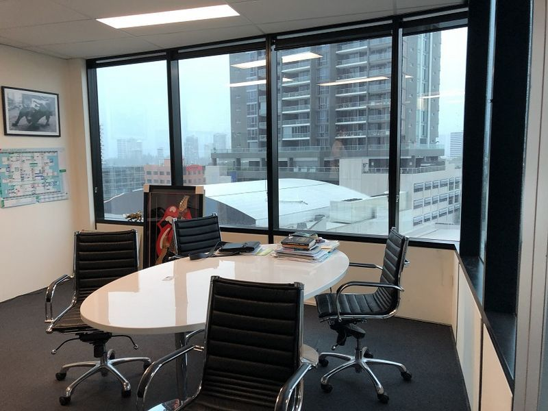 SOUTHPORT CENTRAL 2 - SUPERB 5TH FLOOR OFFICE